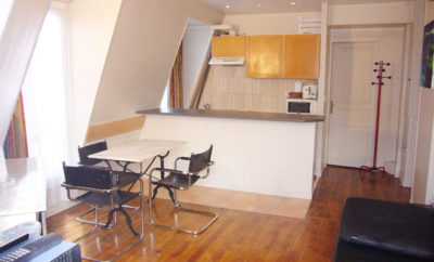 2P 40m2 Rue Nicolas Charlet PARIS  15,  Long term rental 1390€/m