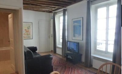 2p 36 m2, rue Sèvres PARIS 6 long term rental 1290€/m